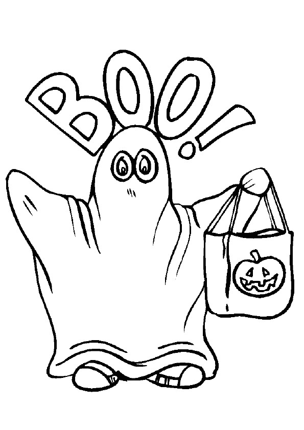 Coloriage Halloween Coloriages Halloween A Imprimer